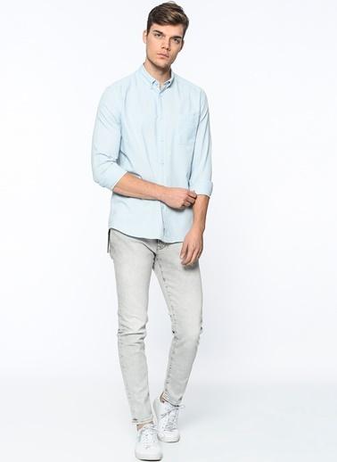 Gömlek-Mavi